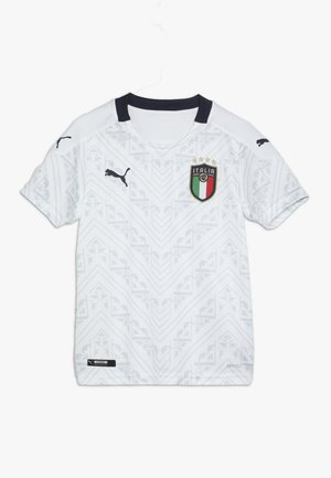 ITALIEN FIGC AWAY JERSEY - National team wear - white/peacoat