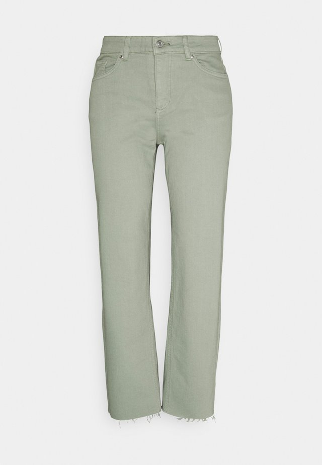 BYKATO BYLYDIA - Relaxed fit jeans - iceberg green