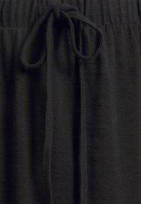 Vila - VINOEL SKIRT - A-line skirt - black - 2