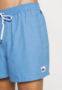 Quiksilver - Swimming shorts - blue yonder heather - 3