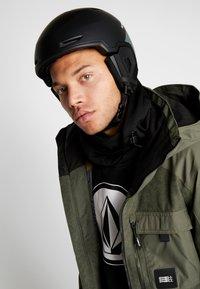 Flaxta - EXALTED - Helmet - black/dark grey - 0