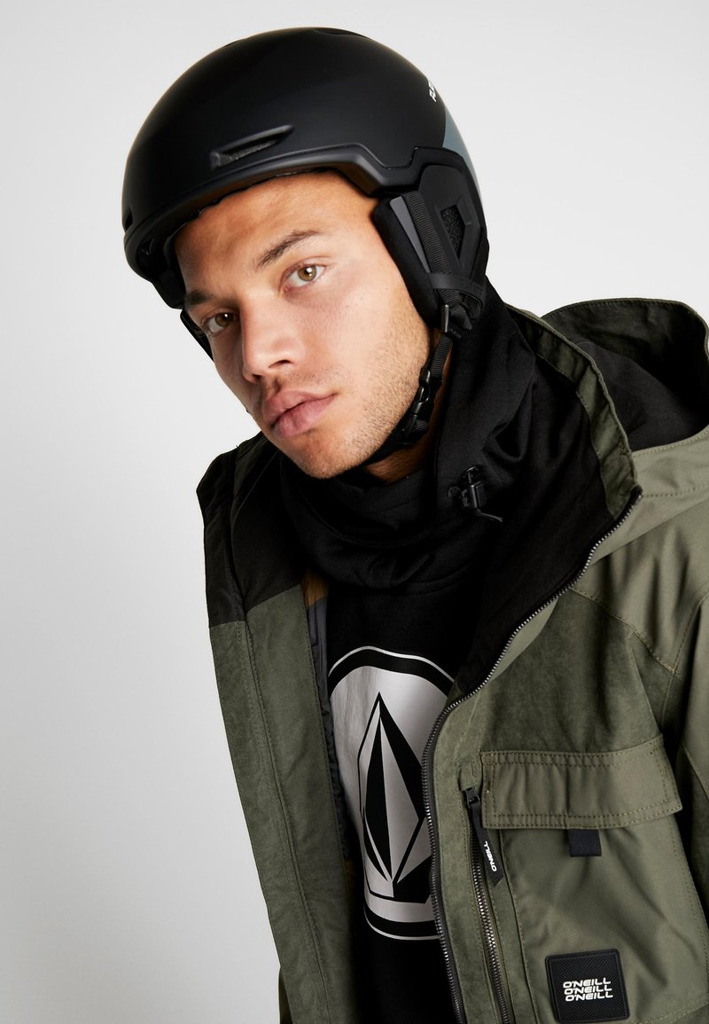 Flaxta - EXALTED - Helmet - black/dark grey