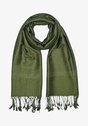 Sjal / Tørklæder - grün