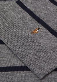 Polo Ralph Lauren - SCARF APPAREL UNISEX - Scarf - boulder grey heather - 2