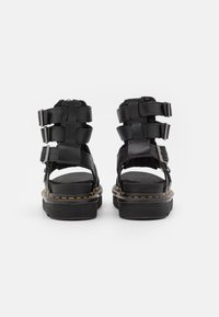 Dr. Martens - OLSON - Ankle cuff sandals - black aunt sally - 3