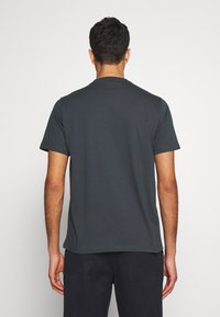 PS Paul Smith - DRUM SKELETON - Print T-shirt - dark grey - 2