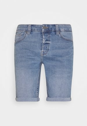ONSPLY LIGHT - Shorts vaqueros - blue
