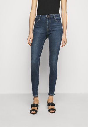 MARIA HIGH RISE LEG POCKETS - Jeans Skinny Fit - fleeting