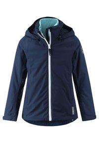 Reima - Hardshell jacket - navy - 0