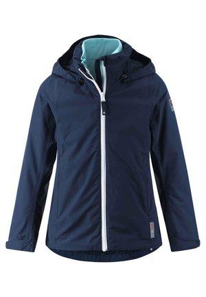 Hardshell jacket - navy