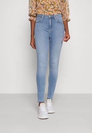 IVY - Jeansy Skinny Fit - light barry