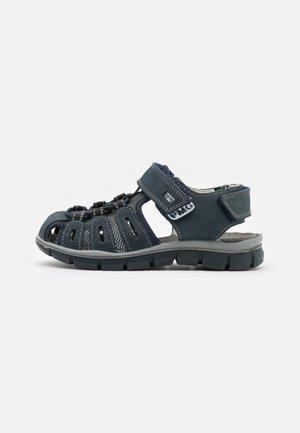 Walking sandals - azzurro