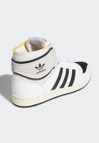 adidas Originals - TOP TEN DE - Sneakers hoog - white - 2