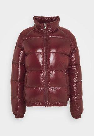 VINTAGE MYTHIC - Down jacket - burgundy