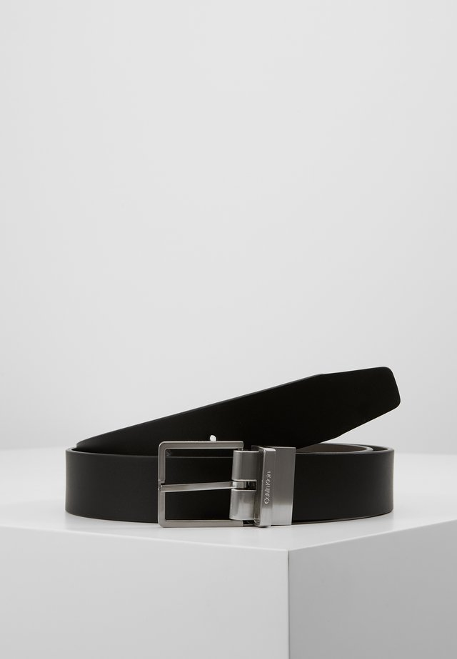 FORMAL BELT  - Cintura - black/brown