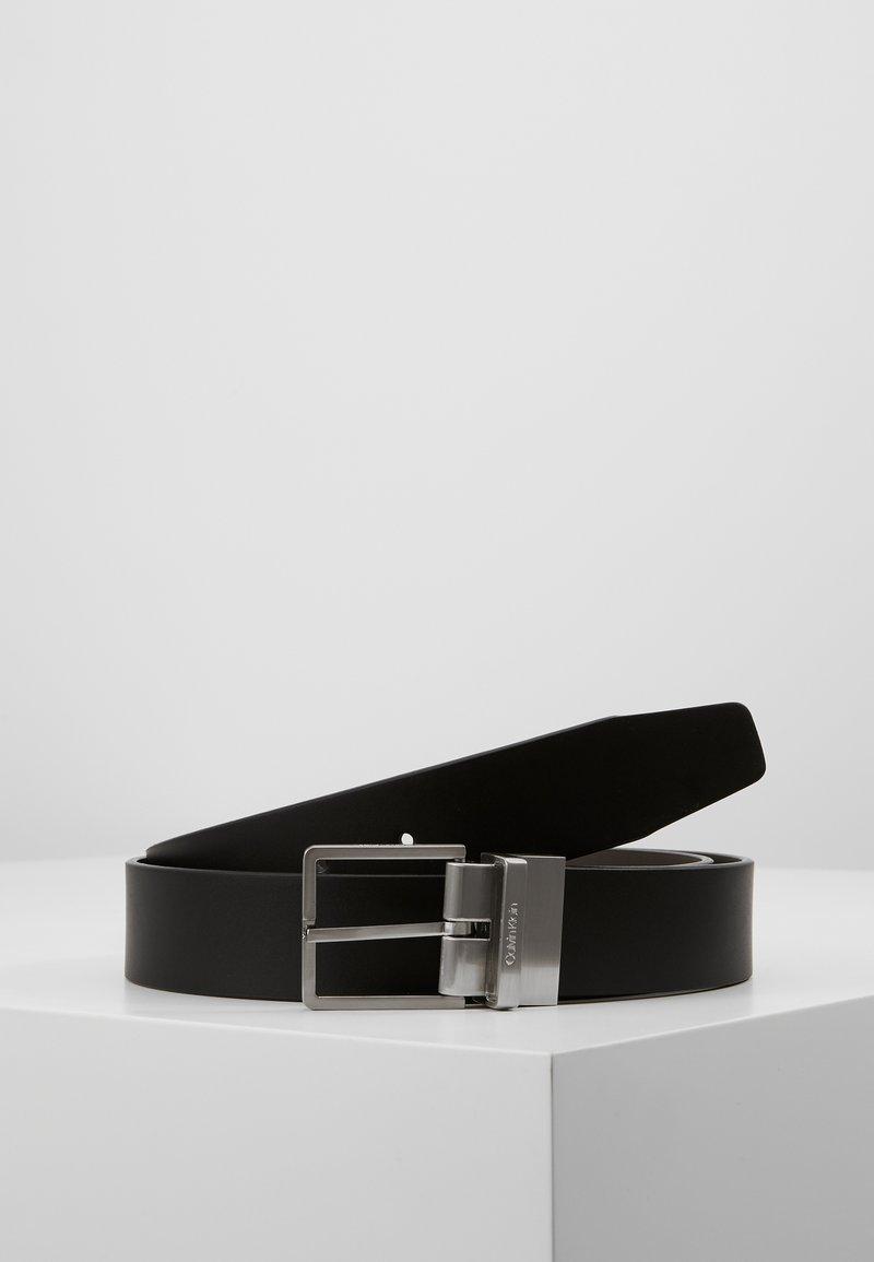 Calvin Klein - FORMAL BELT  - Belt - black/brown
