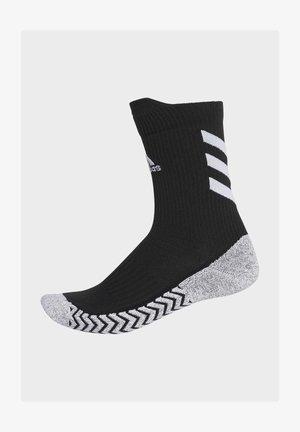 ALPHASKIN TRAXION CREW SOCKS - Sportsocken - black