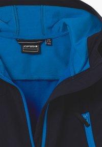 Icepeak - KANEVILLE - Soft shell jacket - blue - 2