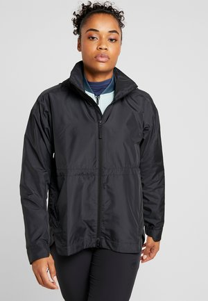URBAN WIND.RDY  - Waterproof jacket - black