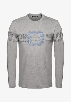 MOORING - Long sleeved top - grey