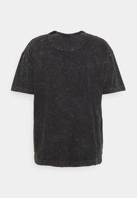 Good For Nothing - ACID WASH RHINESTONE UNISEX - T-shirt med print - grey - 1