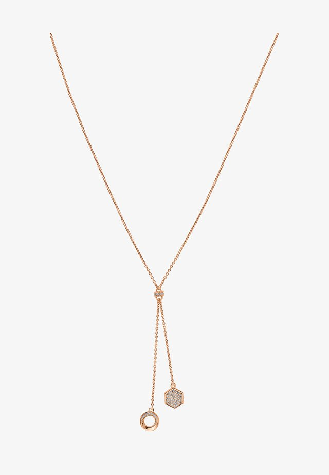 CONNECTION - Necklace - gold-coloured