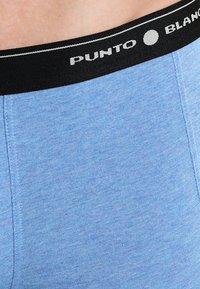 Punto Blanco - 3 PACK - Bokserit - turquoise - 5
