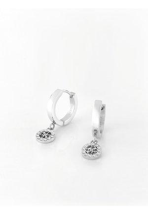 "BOUCLES D'OREILLES ""GUESS MINIATURE"" - Earrings - silver"