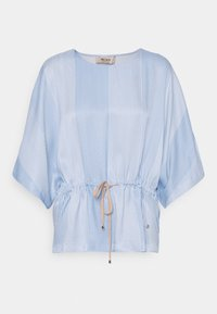 Mos Mosh - RIKAS ISLAND BLOUSE - Tunic - bel air blue - 0