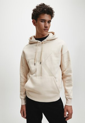 ECO FASHION - Hoodie - irish cream