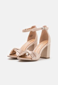 Lulipa London - DEB - High heeled sandals - oyster - 2