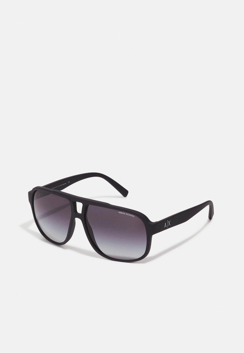 Armani Exchange - Sunglasses - matte black