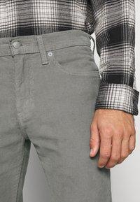 Levi's® - 511™ SLIM - Slim fit jeans - steel grey - 4