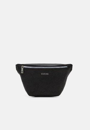 BALDO BUM BAG UNISEX - Bum bag - black