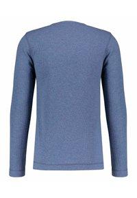 BOSS - TEMPEST - Long sleeved top - blau - 1