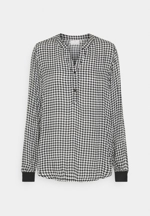 KAPAPPIA BLOUSE - Blouse - black/chalk