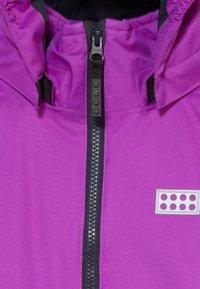 LEGO Wear - LWJODIE 700 - Laskettelutakki - purple - 5
