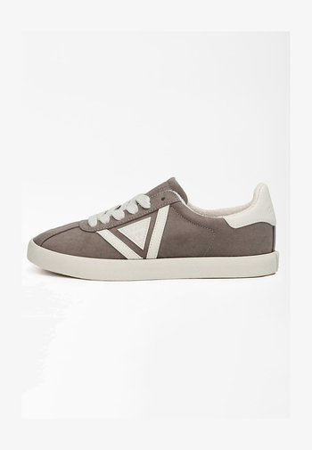 LOGODREIECK - Sneakers basse - grau