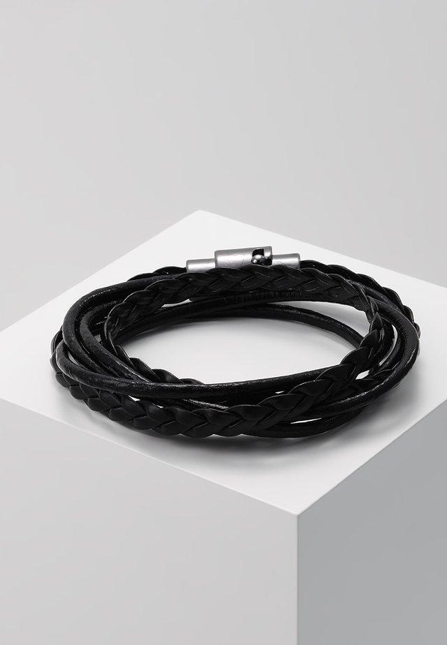 GEN BRACELET - Bransoletka - black