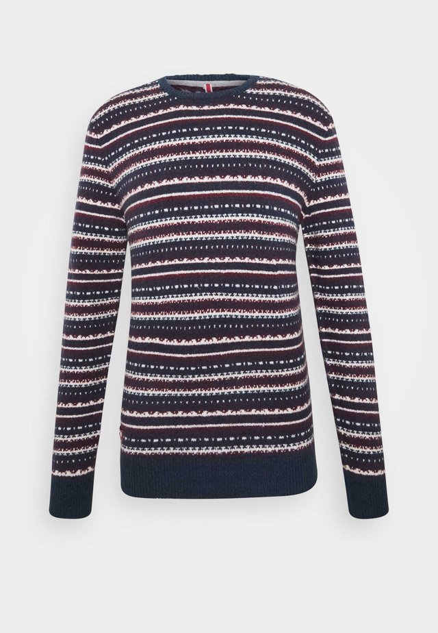 FAIRISLE CREW - Jumper - multicolor