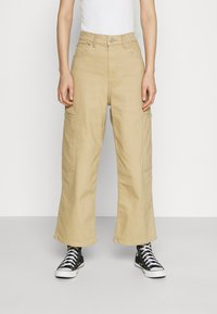Levi's® - HIGH WAISTED CROP  - Relaxed fit jeans - incense sound - 0