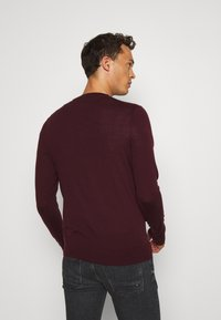 Tommy Hilfiger Tailored - Jumper - red - 2