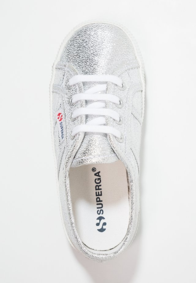 2750 - Trainers - grey silver