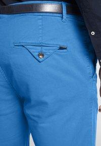 Scotch & Soda - STUART - Chino kalhoty - wave blue - 5
