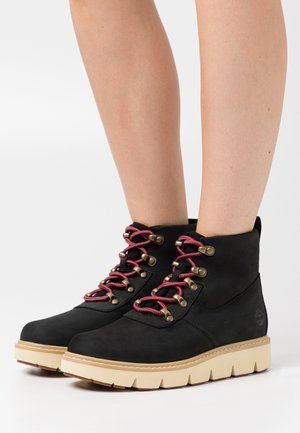 RAYWOOD ALPINE HIKER - Lace-up ankle boots - black