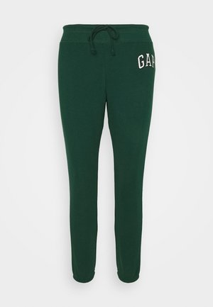 FASH  - Tracksuit bottoms - tropic green