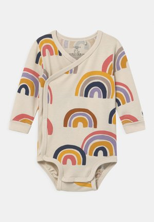 WRAP RAINBOW UNISEX - Body - beige