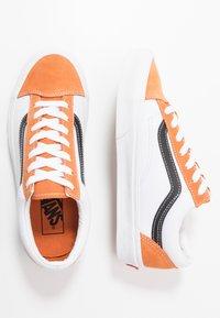 Vans - STYLE 36 - Sneakersy niskie - apricot buff/true white - 1