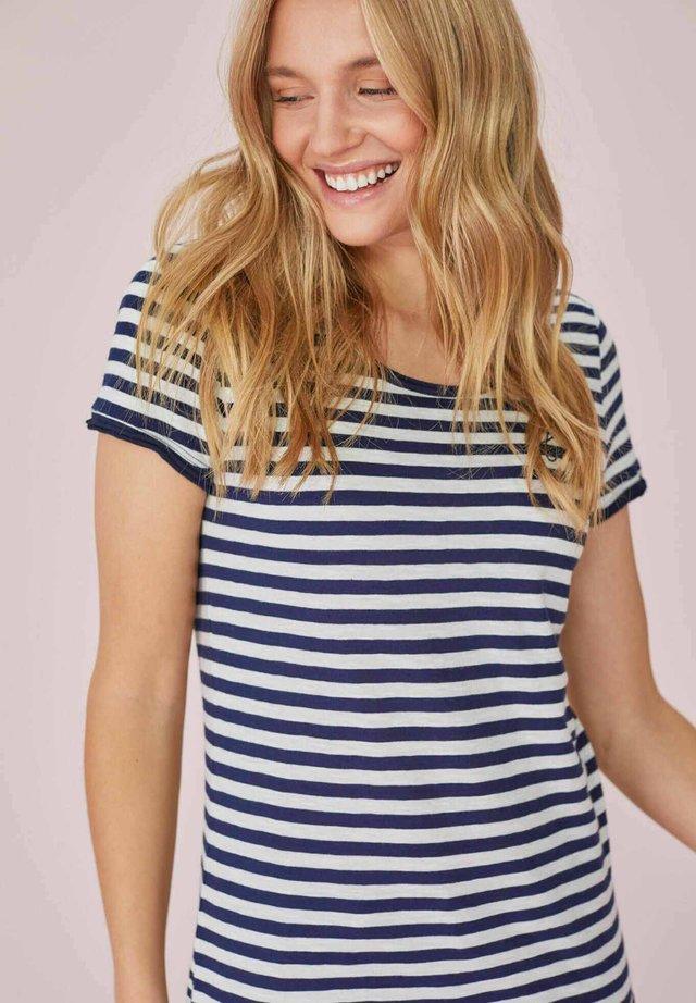 CIAEP - Print T-shirt - bleu