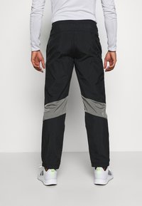adidas Performance - METALLIC SET - Tracksuit - black - 5